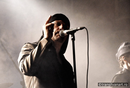 Iunie, 2012 – Fotografii concert Laibach, Hotel Continental, Cluj
