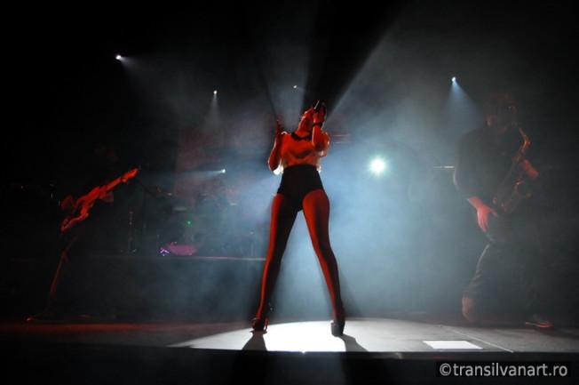 Concert Parov Stelar, 2012 – reportaj foto