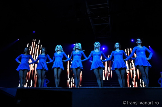 Spectacol Lord of the Dance, 2012 – reportaj foto