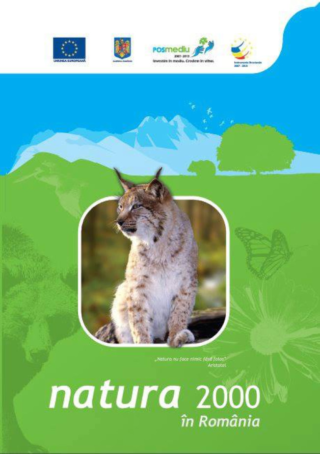 Info Natura 2000 in Romania – album