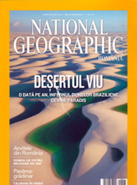 Fotograful TransilvanArt, publicat in National Geographic Romania