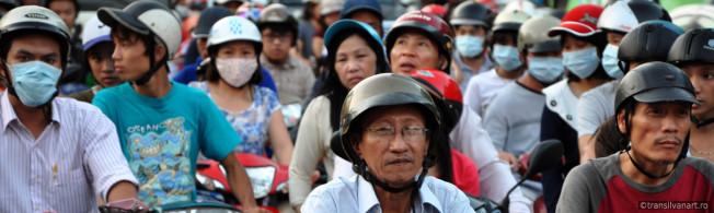 motociclisti vietnam
