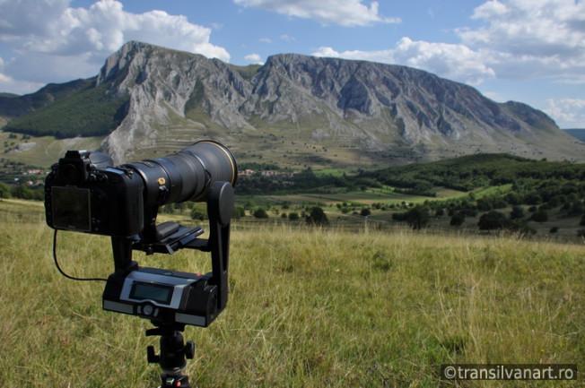 Record national: gigapanorama cu cea mai mare rezolutie din Romania
