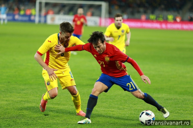 Football: Romania vs Spain friendly