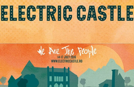 Electric Castle line up 2016