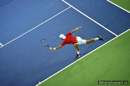 Davis Cup – fotogalerie Romania – Spania