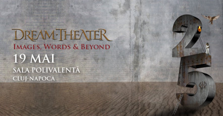 Dream Theater live in Cluj