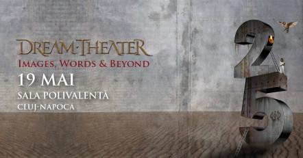 Dream Theater live in Cluj