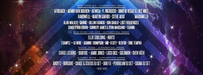 Untold Festival 2017 – Line-up