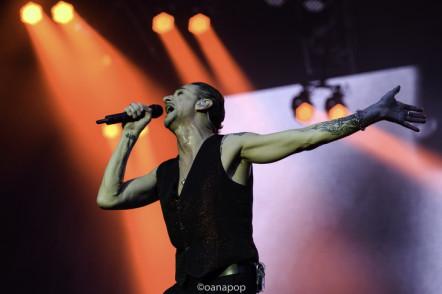 Depeche Mode. Concertul anului pentru clujeni