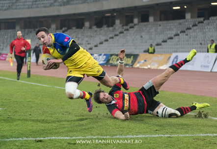 Galerie foto: Rugby Romania vs Germania 85-6