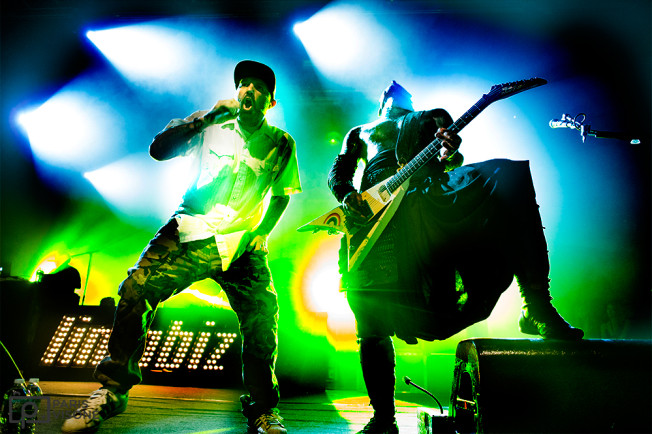 Limp Bizkit live la Electric Castle 2019