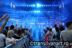 Fatman Scoop live concert