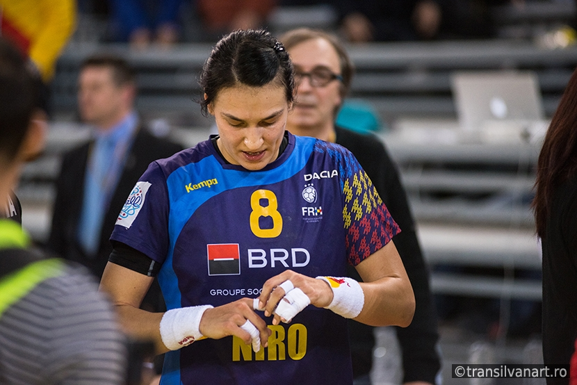 Cristina Neagu handball player celebrity