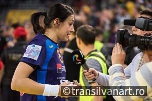 Cristina Neagu, the best handball player ever in the World