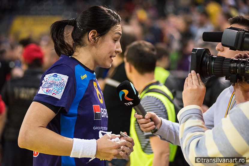 Cristina Neagu, the best handball player ever in the World